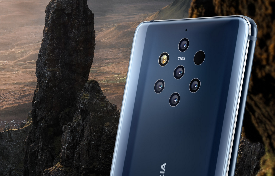 Nokia 9 Pureview at Mobile World Congress 2019