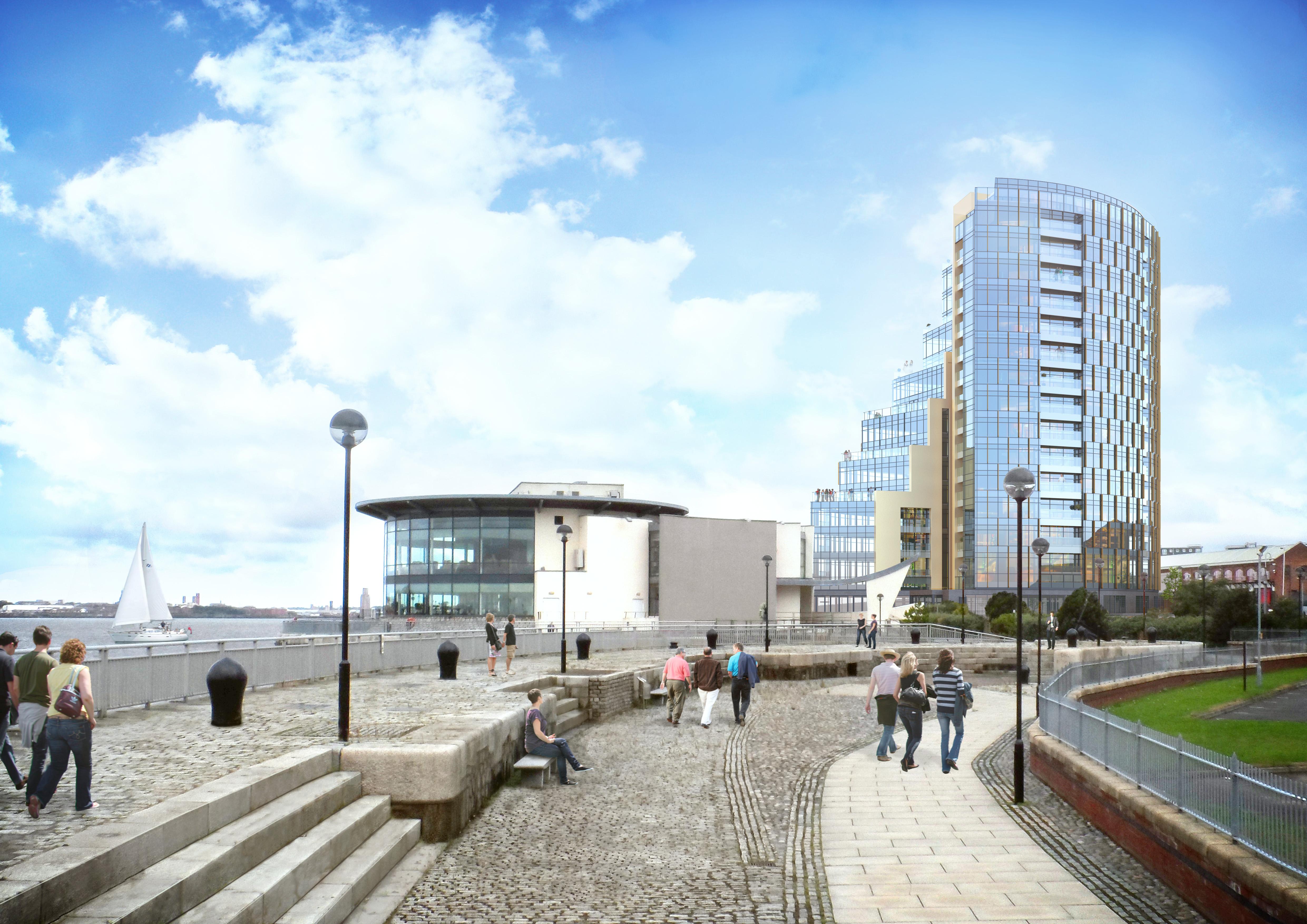 Herculaneum Quay - Latest Construction Update