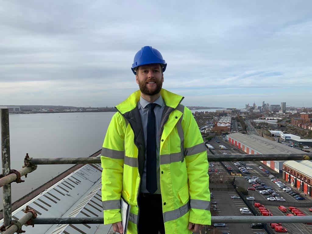 Herculaneum Quay - First construction update of 2020