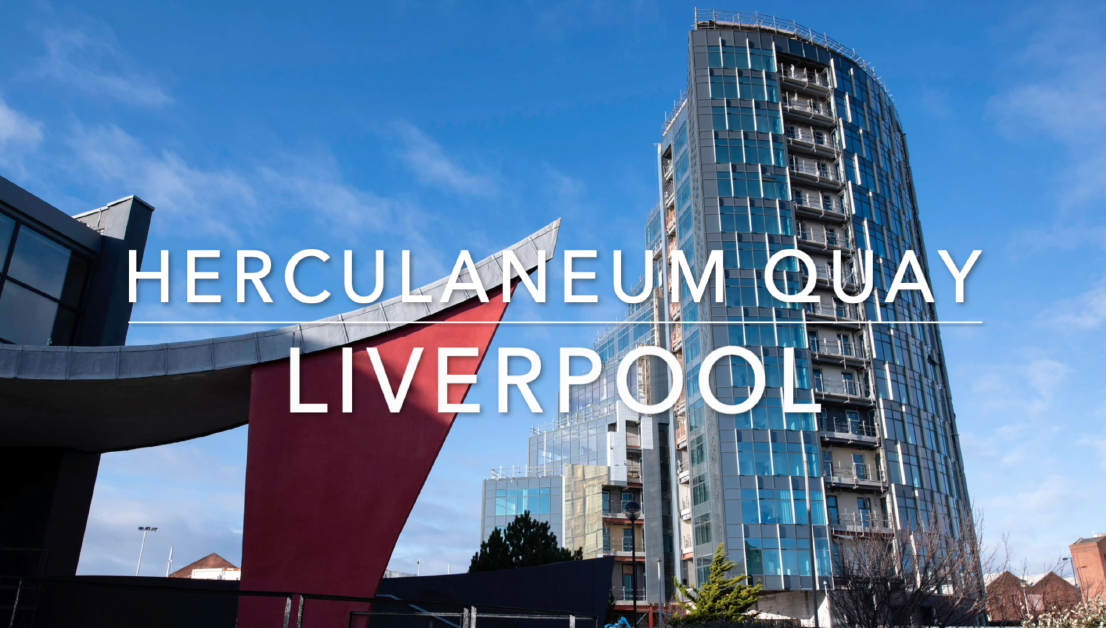 Herculaneum Quay Development Update - July 2020