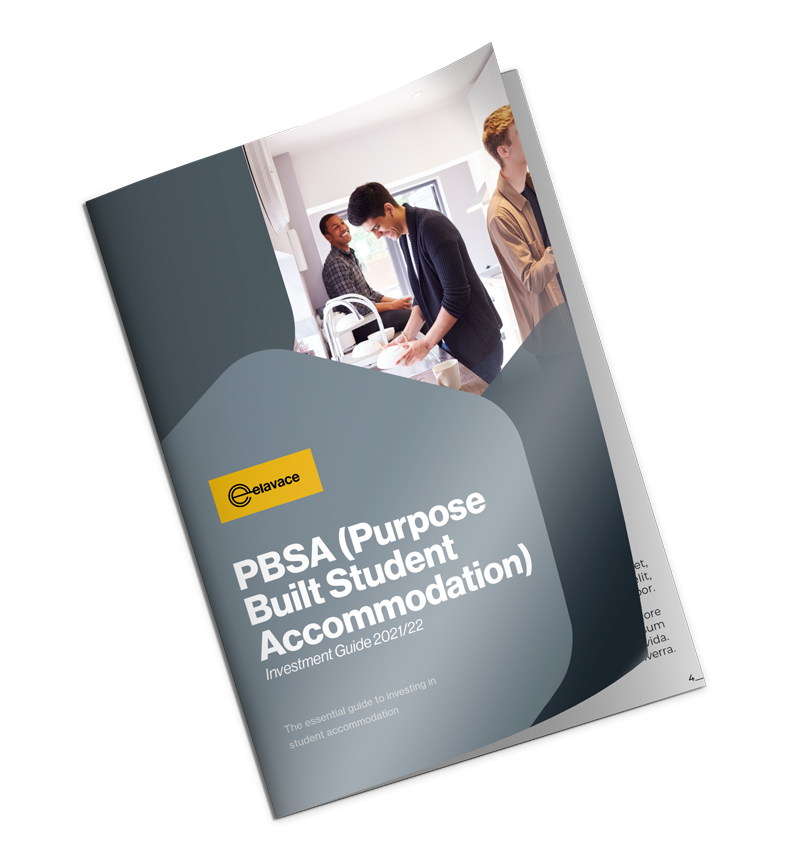 PBSA (Purpose Built Student Accommodation) Investment Guide 2021/22