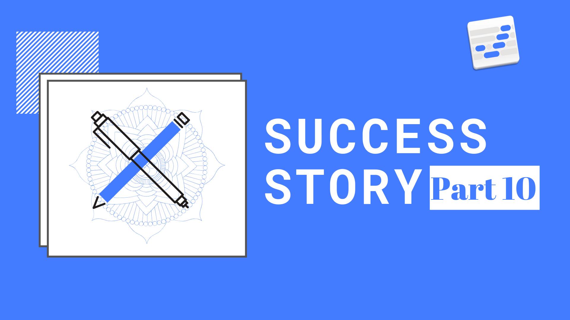 Professor Success Story