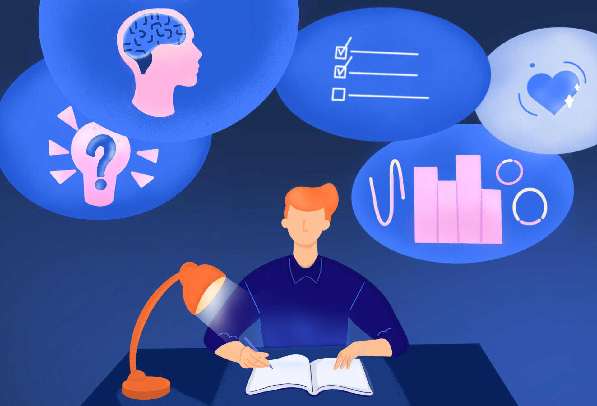 5 journaling ideas for self improvement