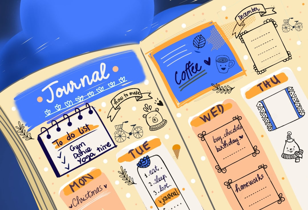 how to start journaling, how to start a journal