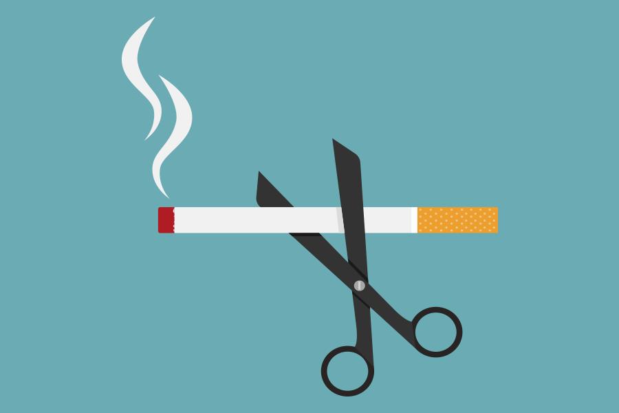 Break bad habits, quit bad habits