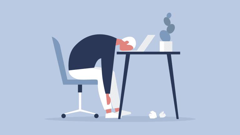 mental burnout, signs of burnout, job burnout