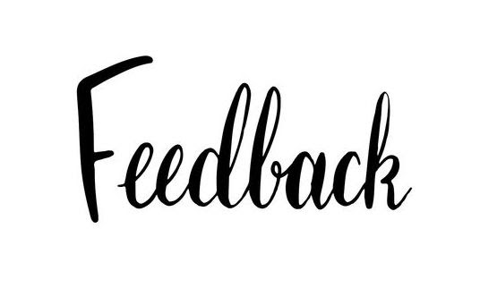 Ask for feedback from others help you have different perspectives about yourself
