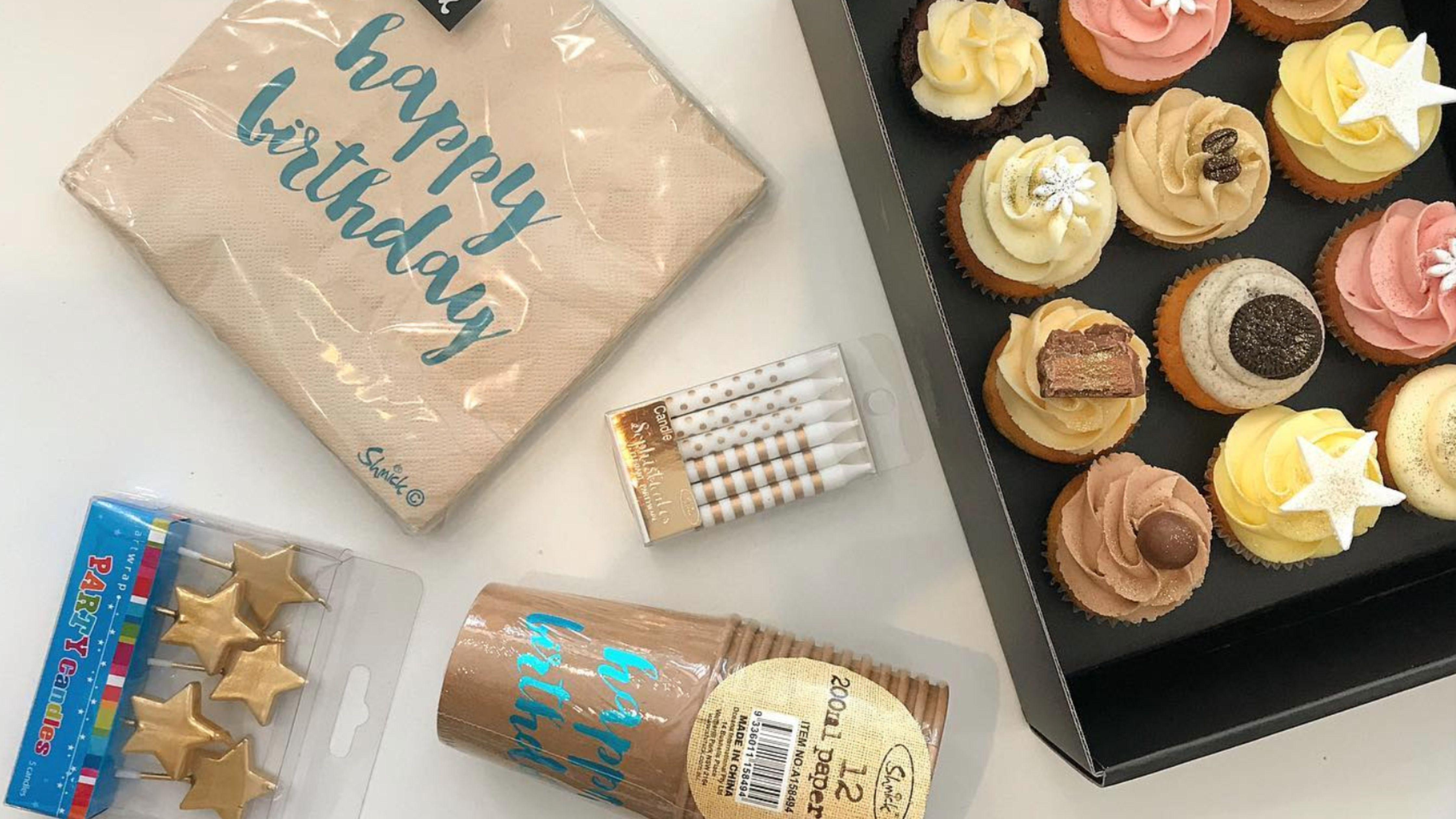 the cupcake room cupcakes de cumpleaños en australia