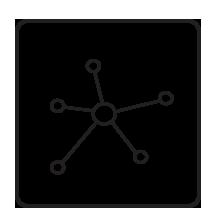 drone swarm control icon