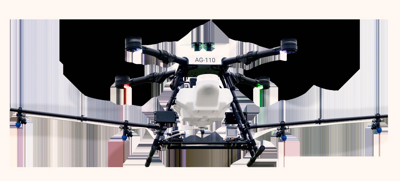 AG-110 Agricultural Spray Drone