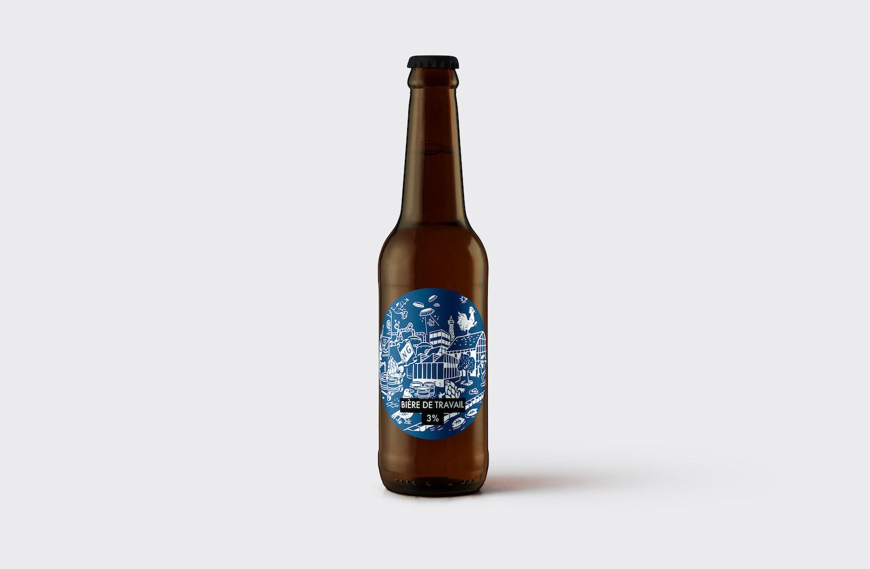 Bière de Travail