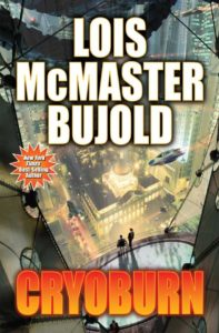 Cover image for Cryoburn by Lois McMaster Bujold