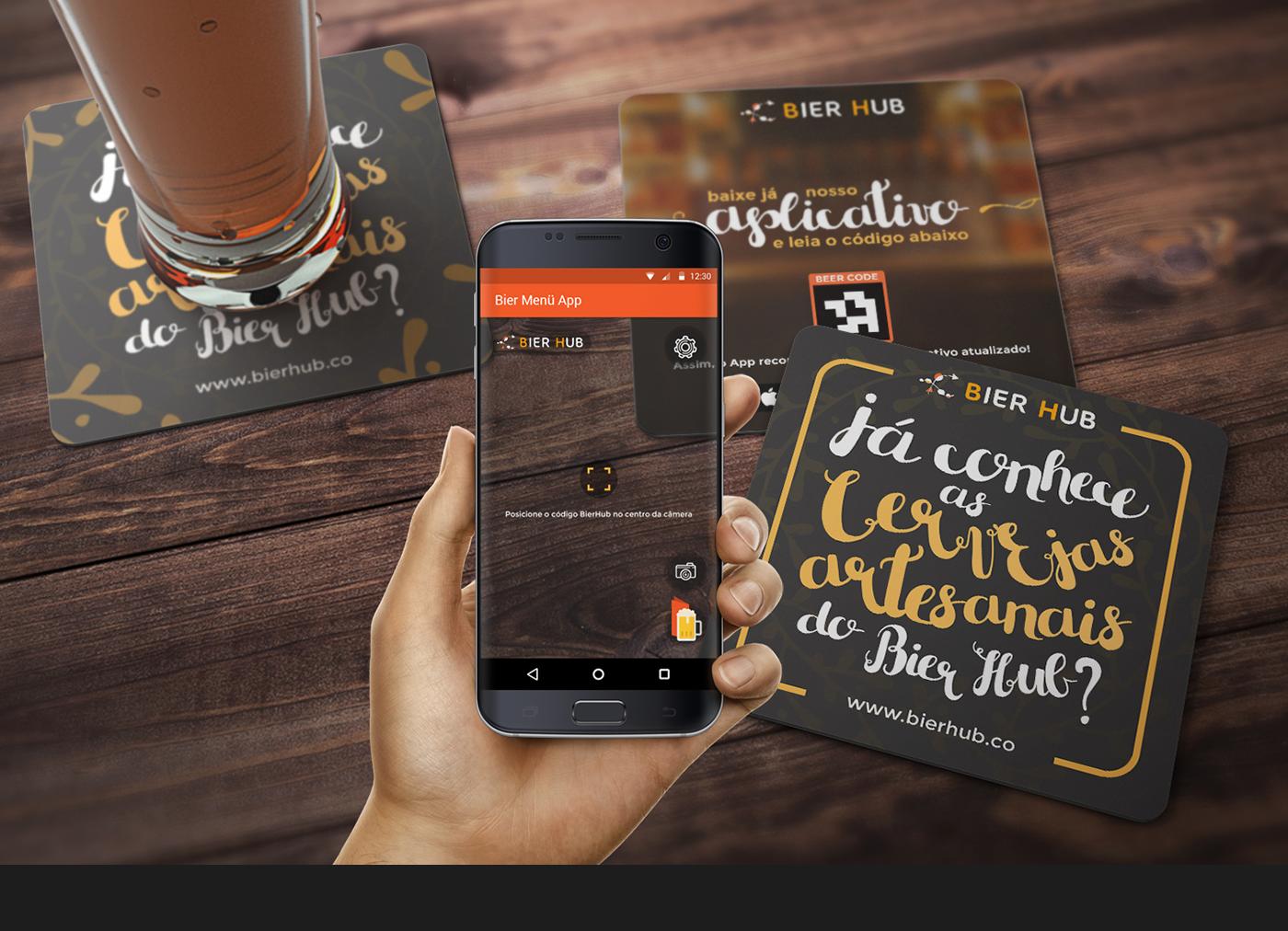 Bierhub - Augmented Reality Beer App
