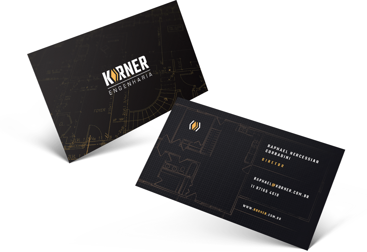 Korner - Corporate Branding and Website Design