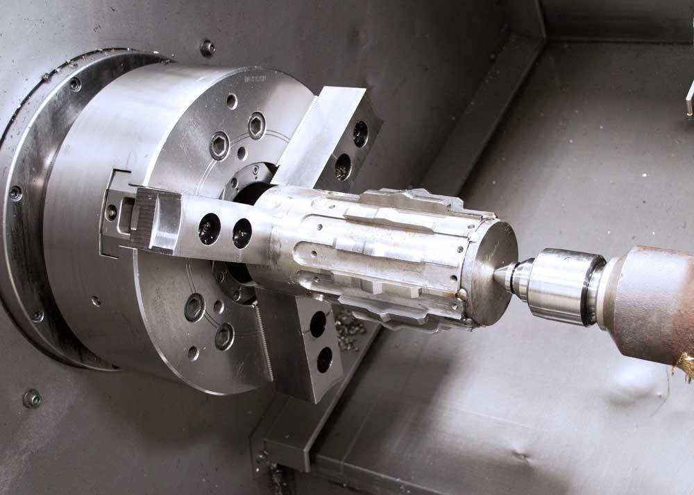 Orion CNC lathes