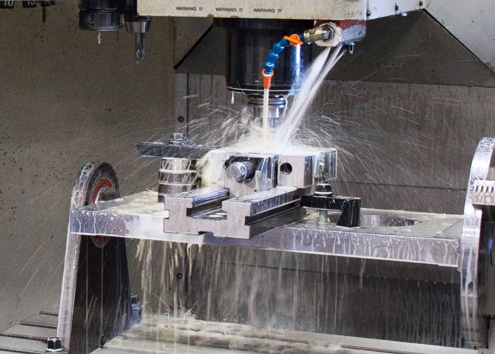 Orion CNC mills