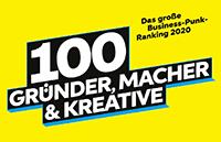 100 Grüner, Macher und Kreative Preise