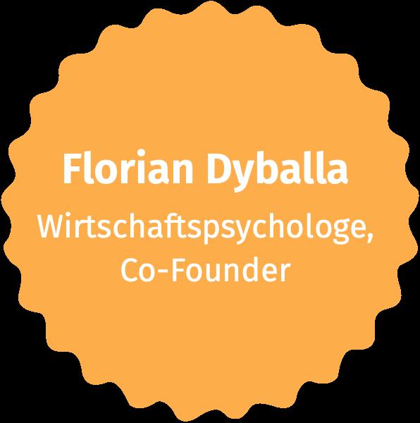 Florian Dyballa, Wirtschaftspsychologe
