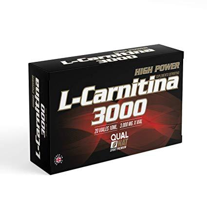 confezione di carnitina con vitamina C