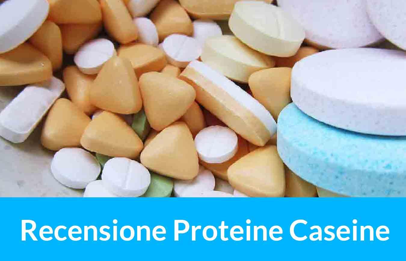 Proteine Caseine