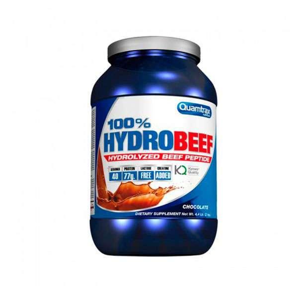 flacone di proteine isolate manzo hydrobeef