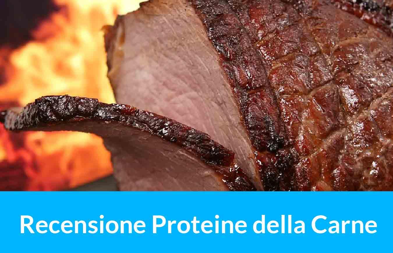 Proteine nella Carne