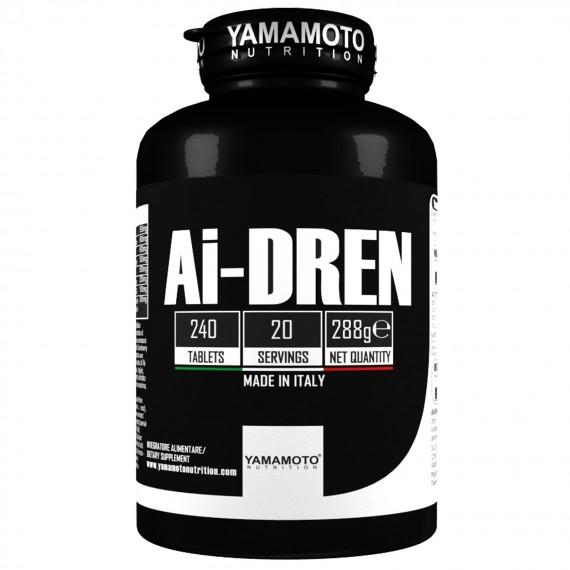 flacone di proteine yamamoto nutrition