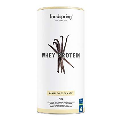 barattolo di proteine foodspring