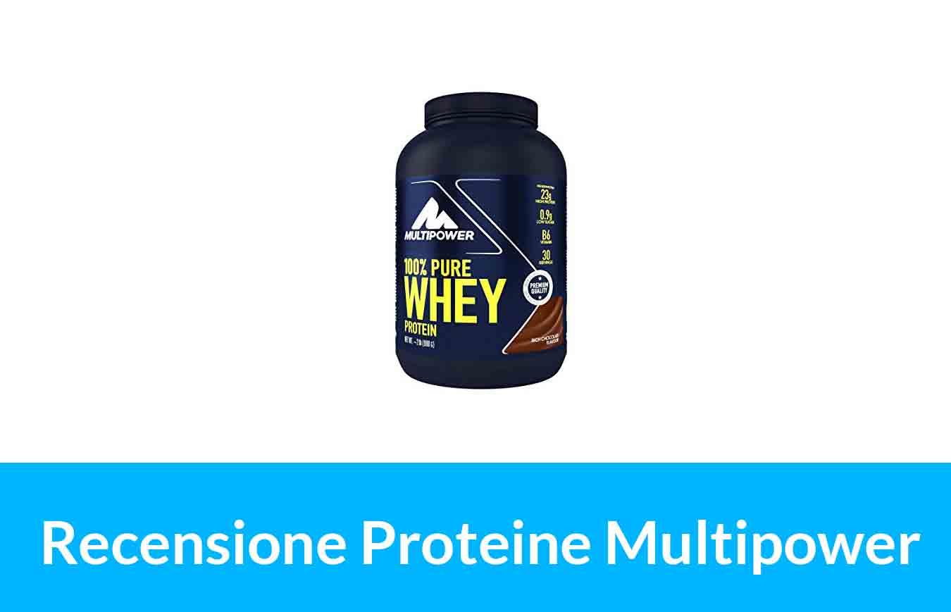Proteine Multipower