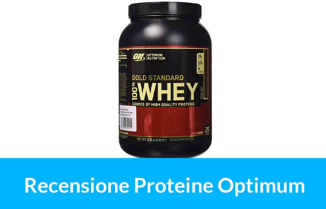 Proteine Optimum Nutrition