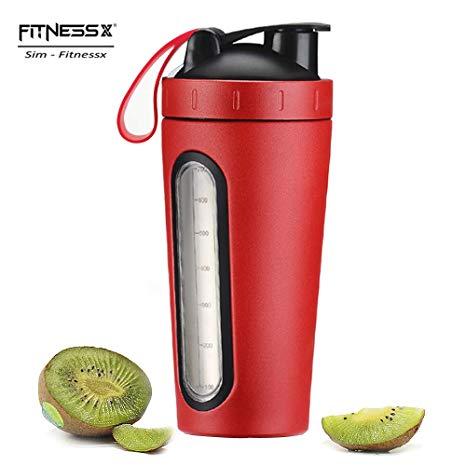 fitness plc0 rosso in primo piano