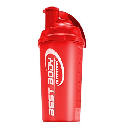 best body shaker nutrition rosso