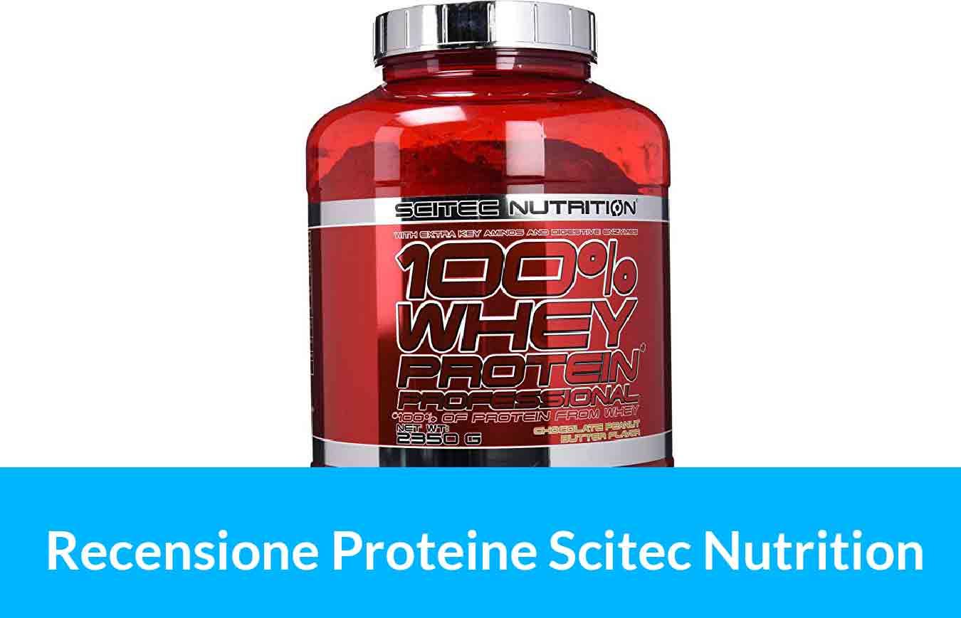 Proteine Scitec Nutrition