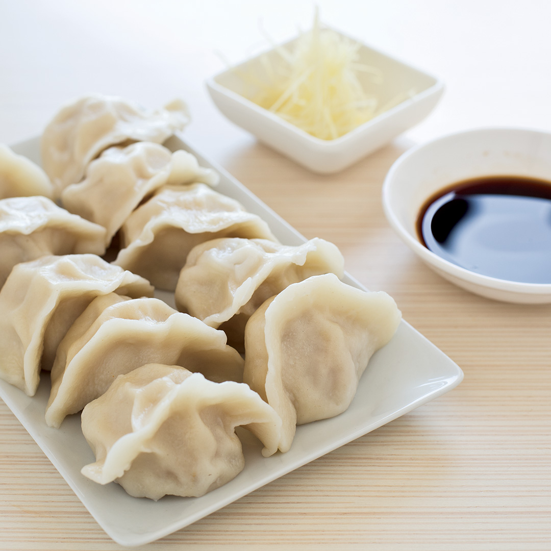 Cilantro Fish Dumpling (10pc)