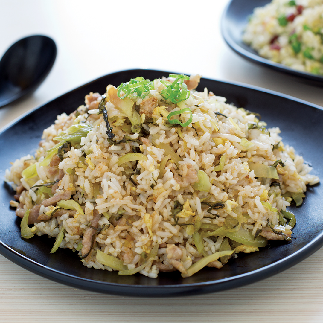 Shredded Pork or Beef w/ Pickle Vegetable Fried Rice