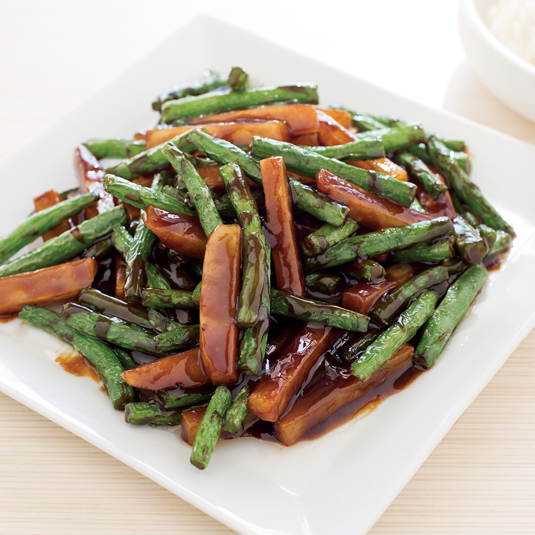 String Beans w/ House Sauce