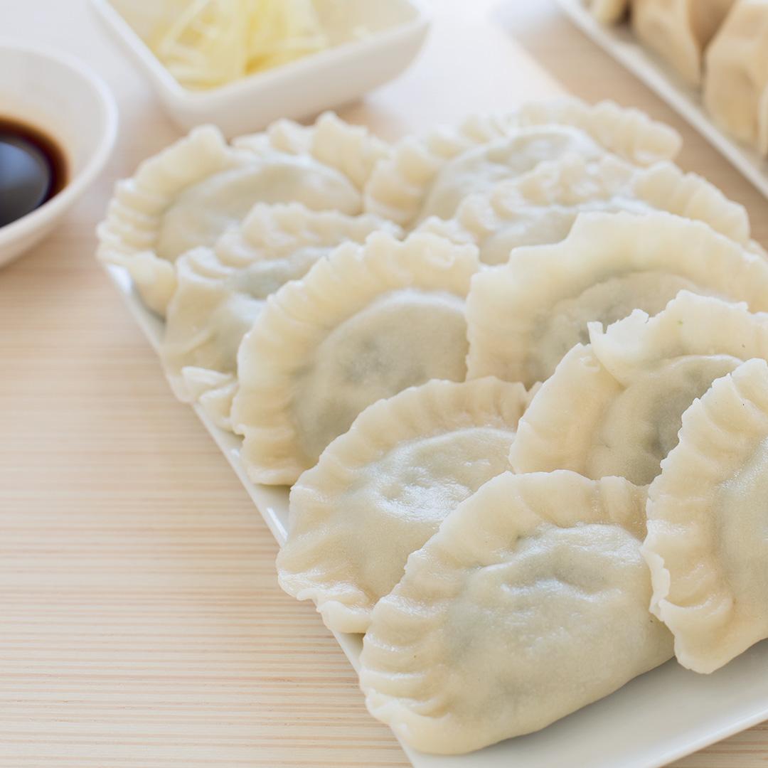Vegetable Dumpling