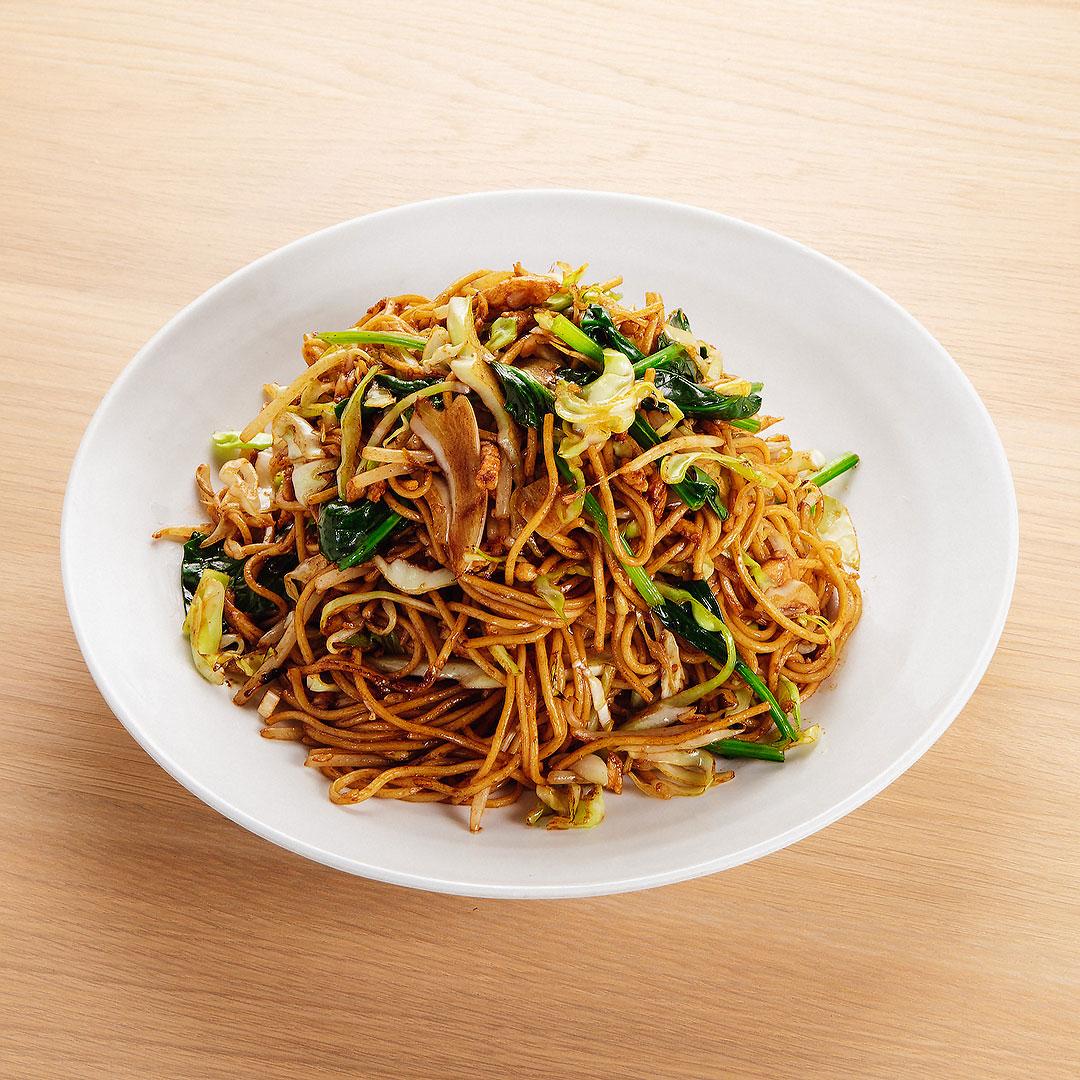 Chicken / Beef Chow Mein
