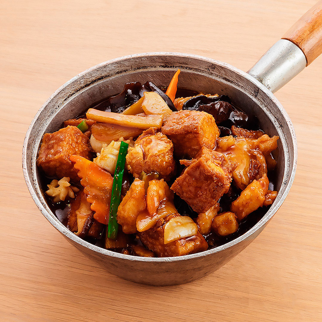 Seafood w/ Tofu