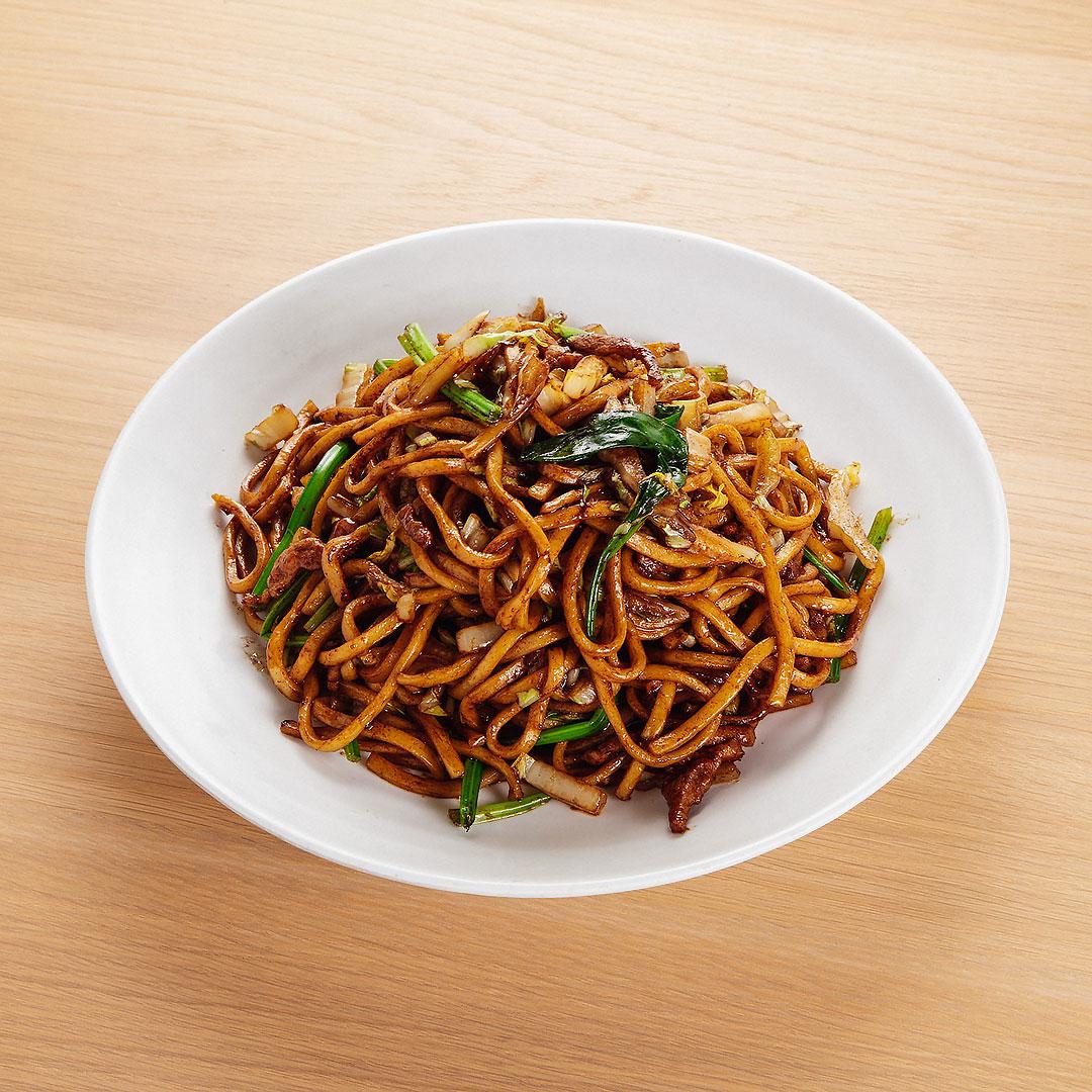 Shanghai Style Chow Mein