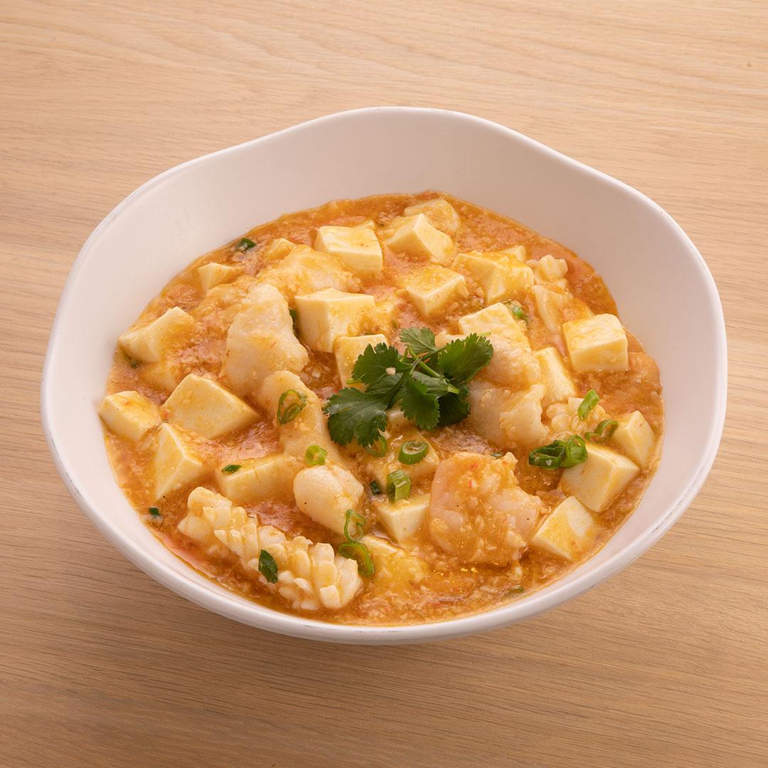 Crab Seafood Tofu