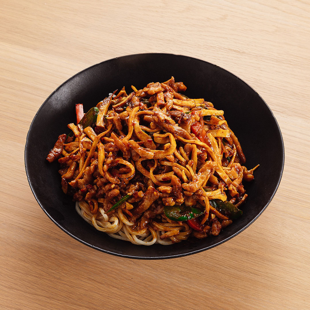 Spicy Beef or Shredded Chicken Noodle
