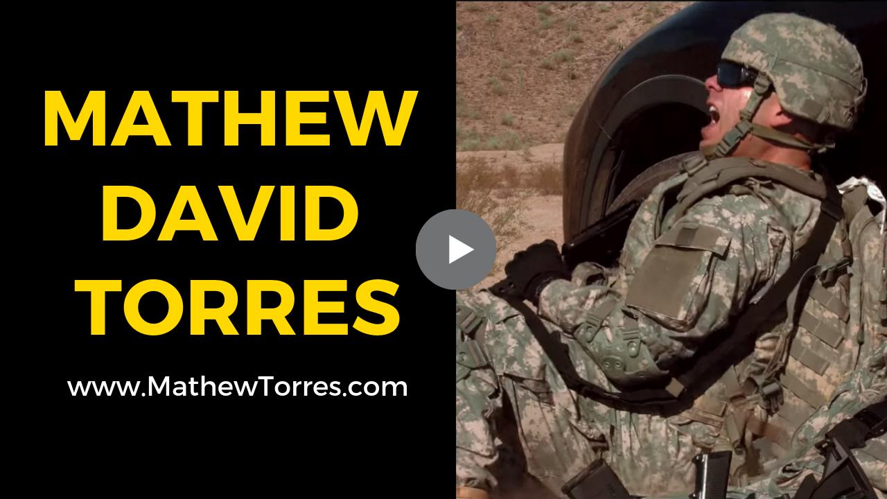 Mathew David Torres - Rockaway clip