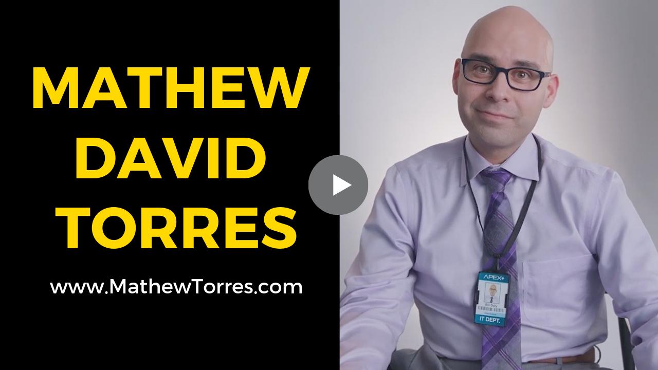 Mathew David Torres - Express Badging