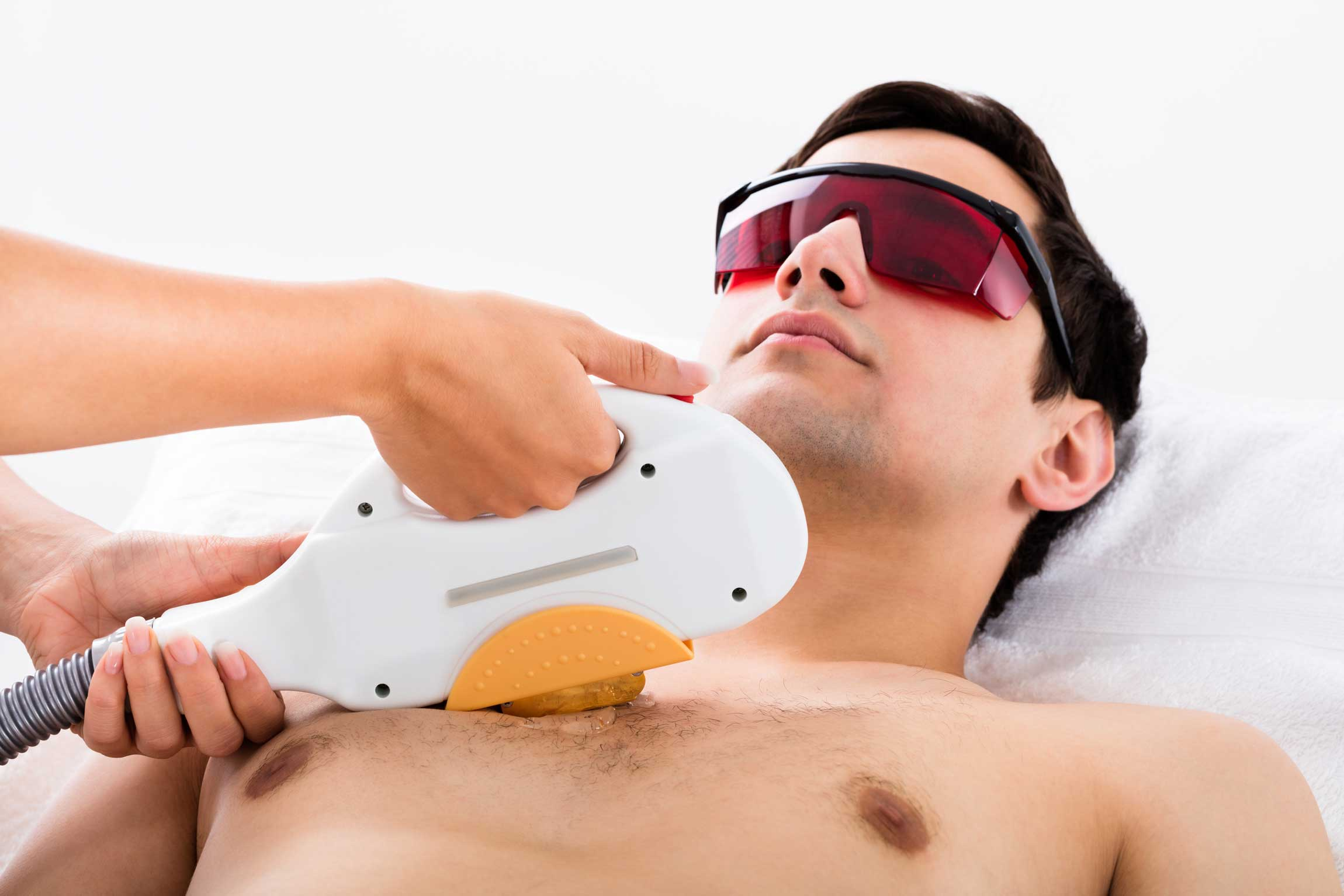 Male IPL Hair Removal