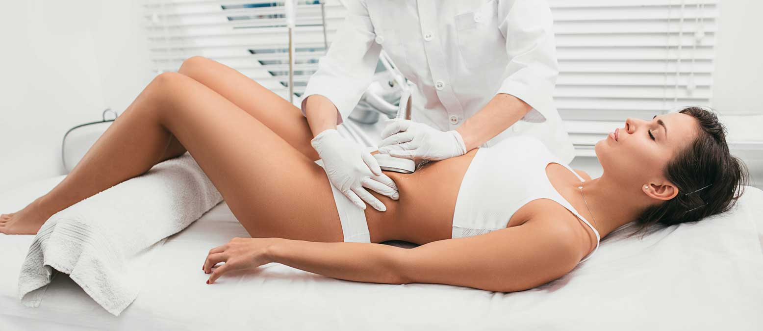 Cavitation or RF Skin Tightening 3 for £120