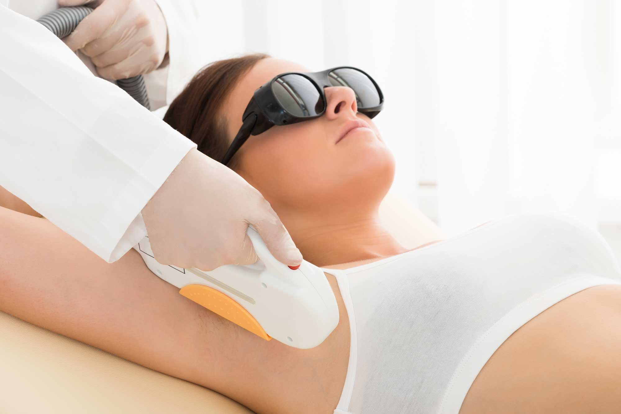 Female Laser Hair Removal