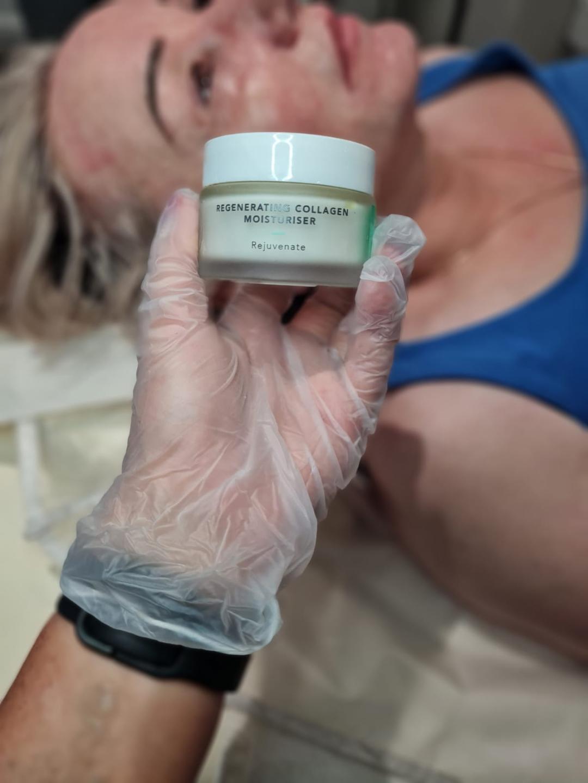 CBD Derma FNS Facial / FREE Gummies