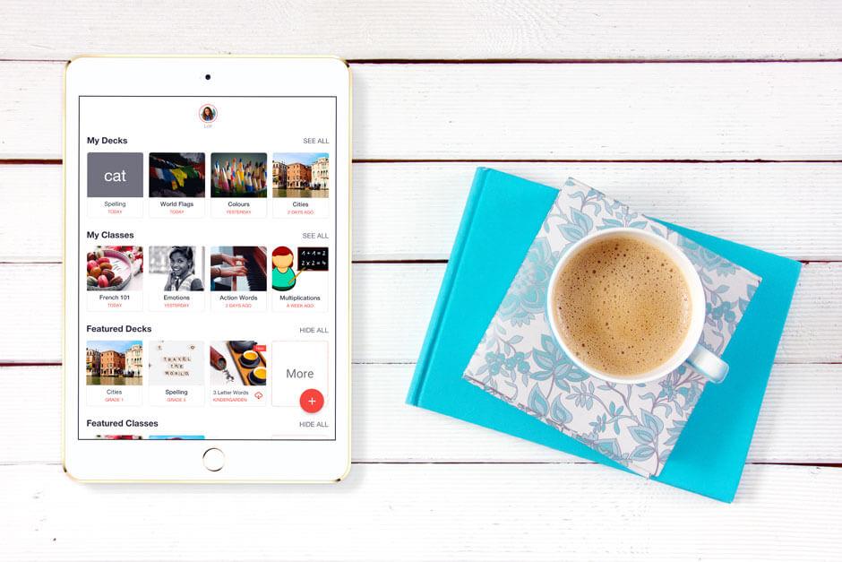 Bitsboard iPad App Prototype