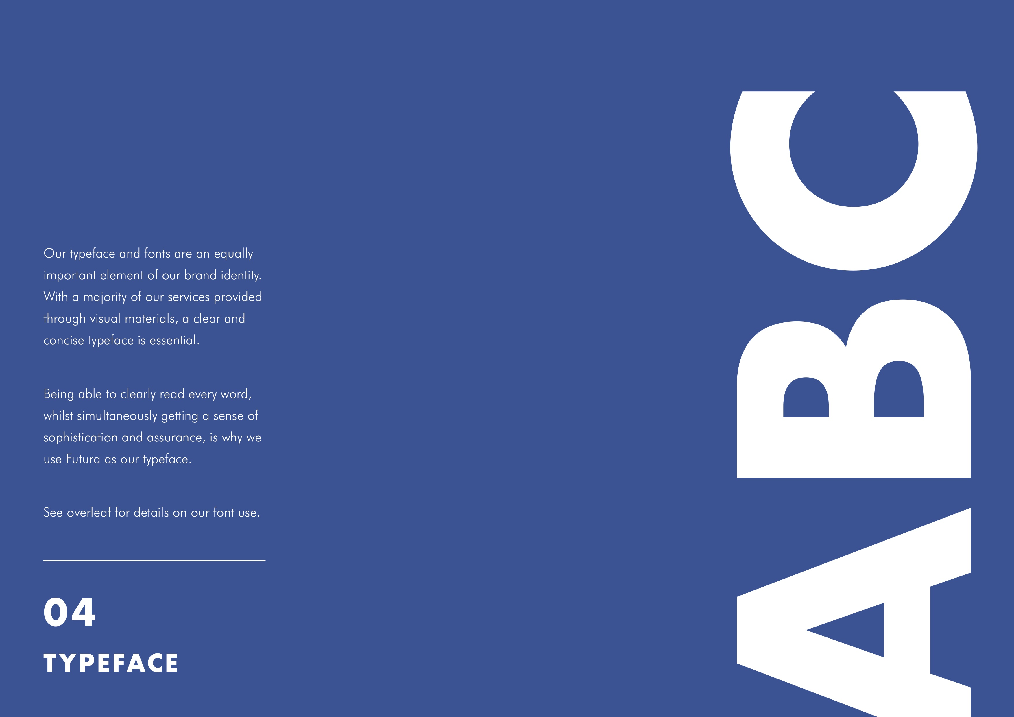 Seventh Wave Corporate Training website brand guidelines